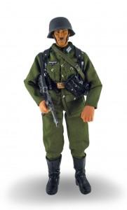 Soldado de la Wehrmacht-Cuarto Maravillas